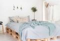 Sommier en palette – voici une pile d'idées pour un lit diy