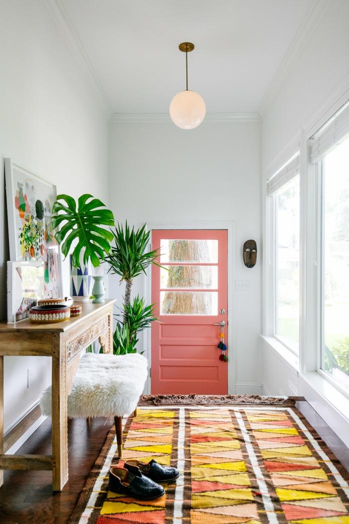 comment peindre une porte affordable awesome affordable. Black Bedroom Furniture Sets. Home Design Ideas