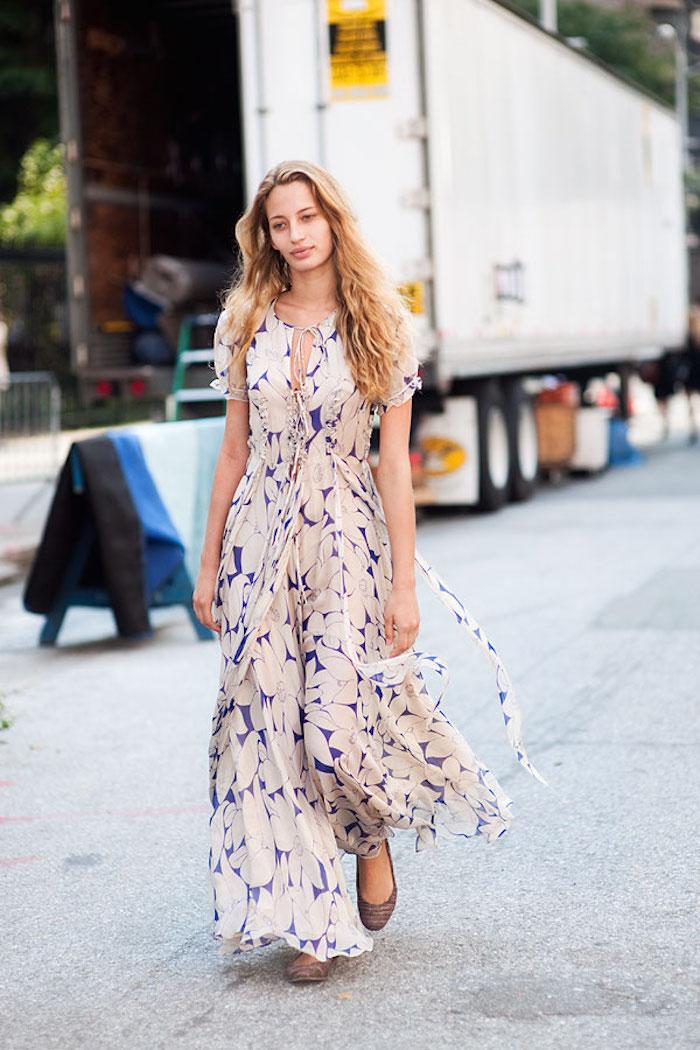 Robe été longue robe longue moulante choisir une belle robe être femme habillée robe longue magnifique