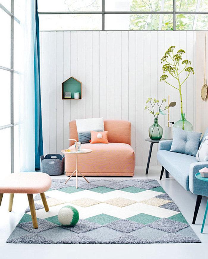 Peinture mur chambre blanche couleur mur chambre aménagement chambre adulte couleur chambre