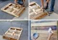 Fabriquer une table basse en palette – les meilleurs projets DIY à réaliser soi-même