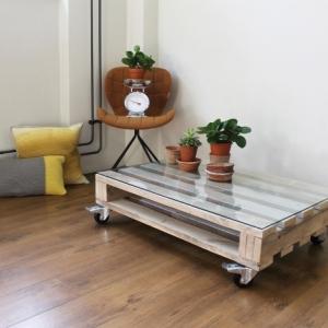 Fabriquer une table basse en palette - les meilleurs projets DIY à réaliser soi-même