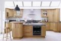 La cuisine en bois – 130 astuces et idées comment l'aménager