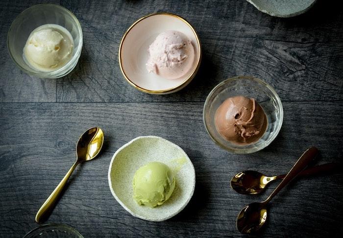 La meilleure recette sorbet avec sorbetiere sorbet recette glace vanille maison sans sorbetière