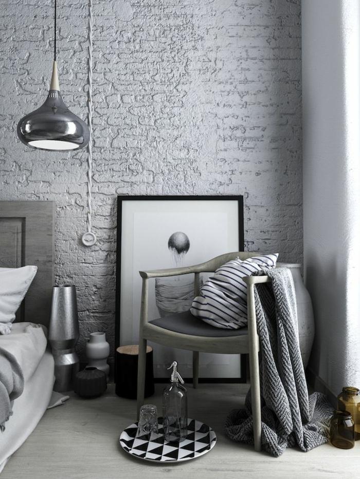 Couleur peinture chambre couleur de peinture pour chambre deco de ma chambre gris