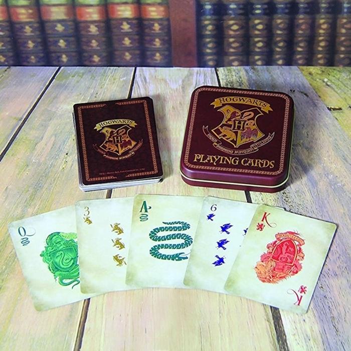 Idée cadeau grand père idée cadeau homme anniversaire cadeau homme anniversaire harry potter theme cartes à jouer