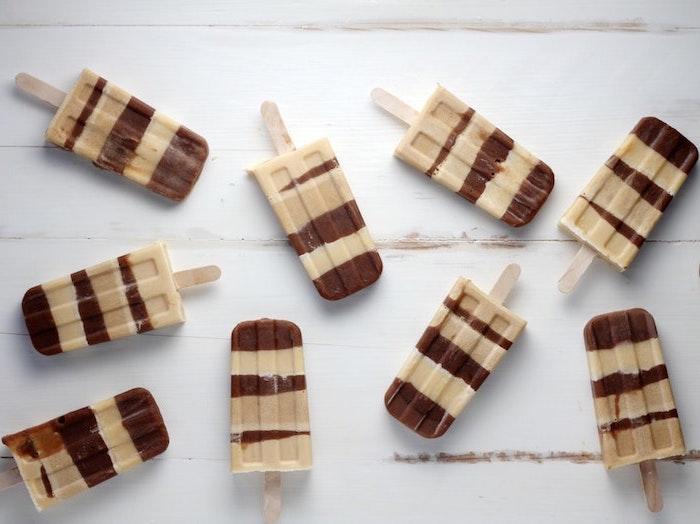 Faire des bâtonnes à la maison recette de glace a la vanille comment faire une glace maison glace a la sorbetiere