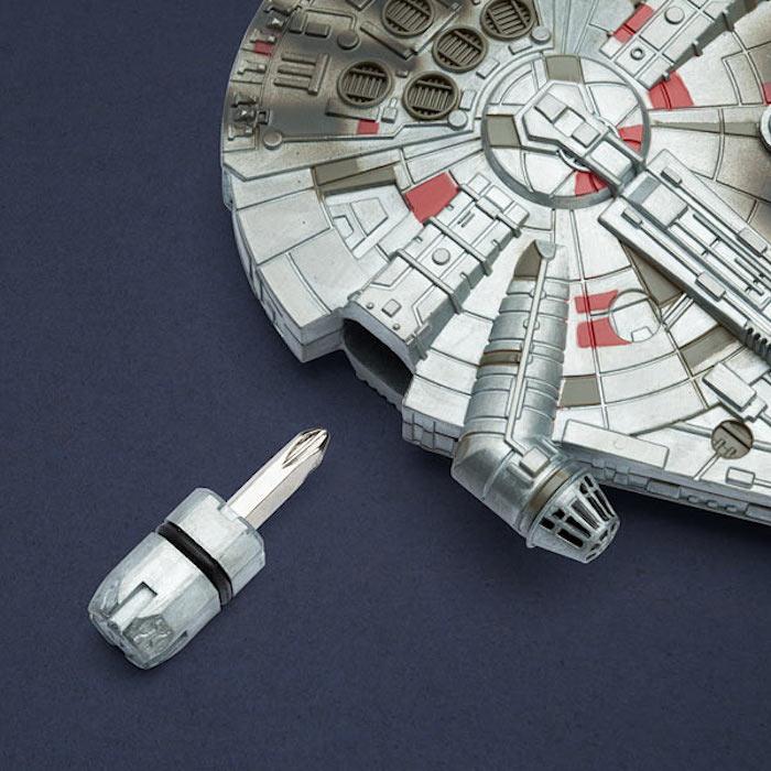 Cadeau personnalisé homme idée de cadeau pour homme c est le cadeau pour lui Star Wars gadget falcon