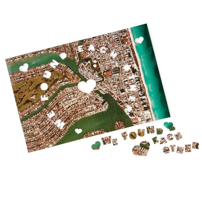 Cadeau pour l'anniversaire d homme ami anniversaire idee quel cadeau choisir puzzle personalisé