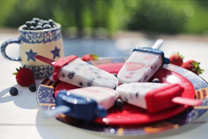 Recette glace sans sorbetière recette glace maison recettes faciles et rapides batonnets aux fruits