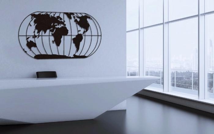 1001 Idées Pour Une Décoration Murale En Fer Design Métal