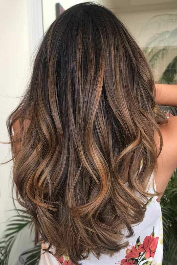 1001 Idees De Sombre Hair Comment Illuminer Ses Cheveux