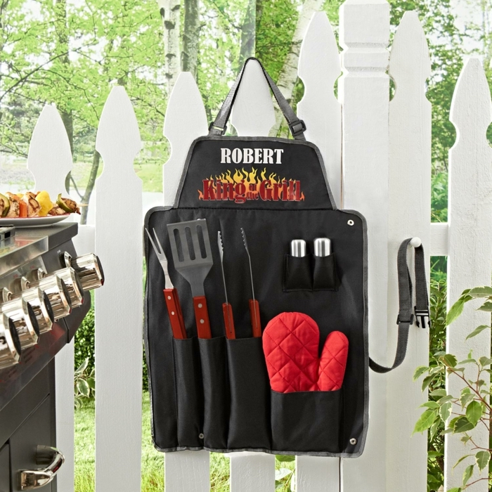 Belle idée cadeau original homme cadeau d anniversaire chouette idée quoi offrir grill maitre cool kit