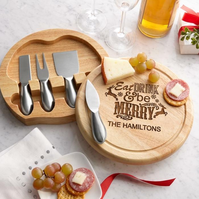 Idée cadeau copain idée cadeau homme originale idée cadeau anniversaire homme fromage table
