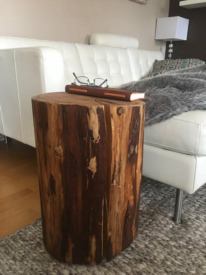 1001 Idees Deco Avec Une Table De Chevet Originale