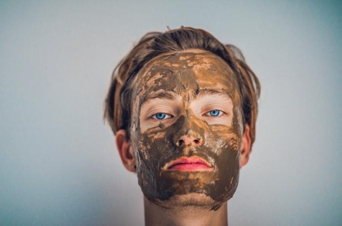 recettes de masque visage maison pour tous les types de peau, cosmétiques naturels à faire soi-même pour prendre soin de son visage