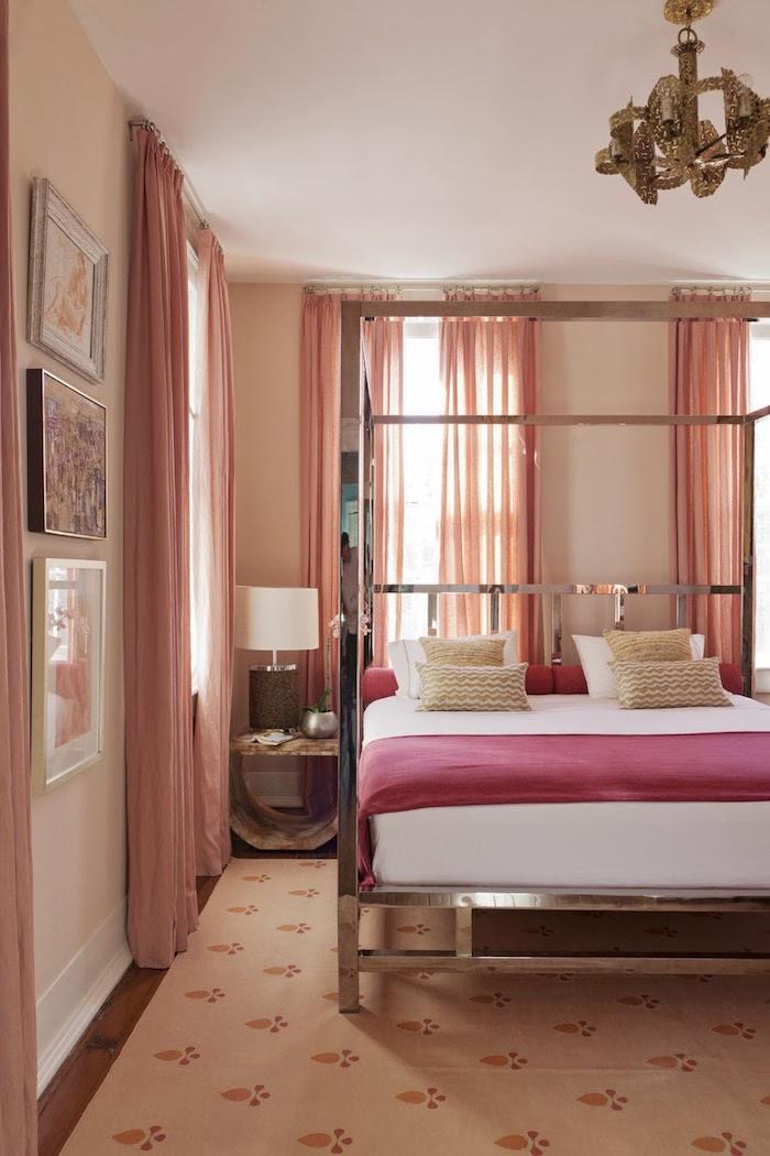 Quelles sont les prochaines couleurs à associer déco intérieur design couleurs choix rose cool idée