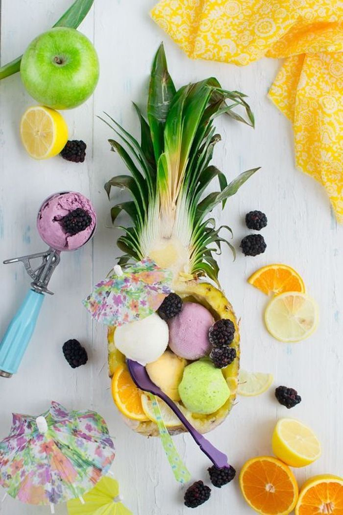 Glace sorbet recette glace maison glace à la banane sans sorbetière faire soi meme
