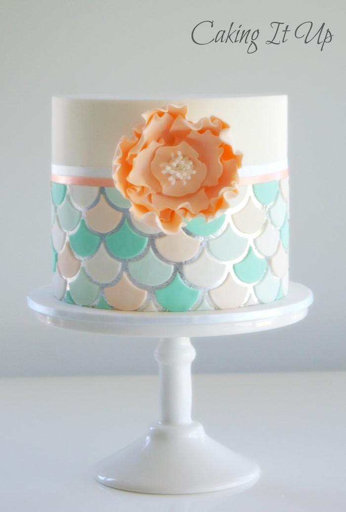 Gateau anniversaire original gateau anniversaire facile sourire cool idée gâteau