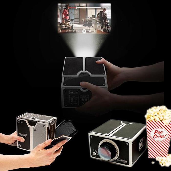 Idée cadeau homme 60 ans idée de cadeau pour homme choisir quel cadeau est pour lui projecteur portable cool