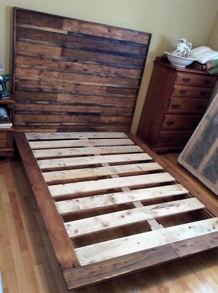 sommier fait maison ventana blog. Black Bedroom Furniture Sets. Home Design Ideas