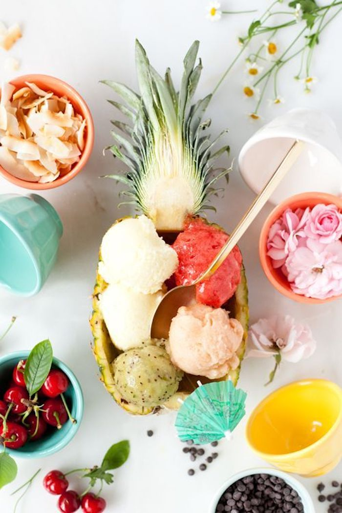 Recette glace sans sorbetière simple idée recette glace maison recettes faciles et rapides