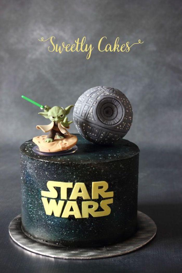 Gateau facile et original gateau anniversaire facile le dessert qu on peut permettre star wars