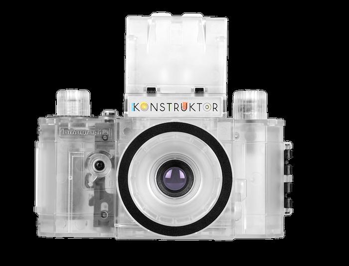 Original appareil de photo idée cadeau anniversaire homme idée cadeau homme le plus bon cadeau transparente camera constructeur