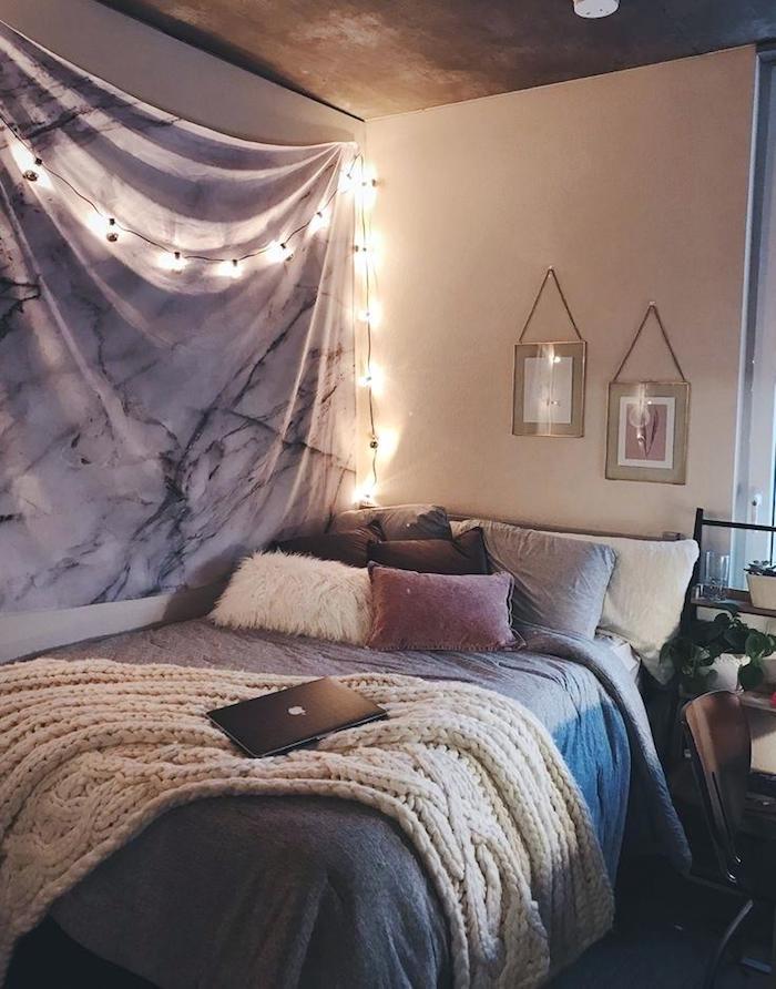 Idée couleur chambre couleur idéale pour chambre adulte comment décorer la chambre bohème