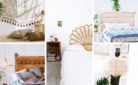 1001 Idees Pour Reussir La Deco Chambre Boheme Moderne