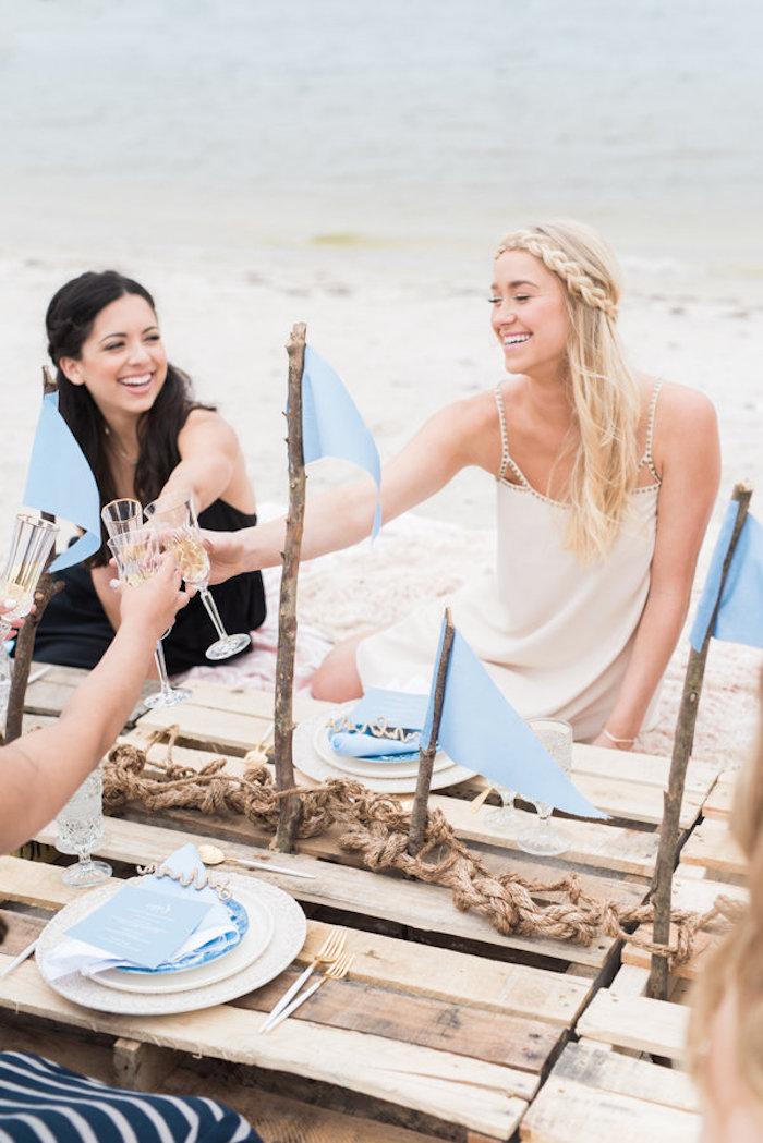 Idée activité evjf idées enterrement de vie de jeune fille pas cher originales idees pique nique à la plage