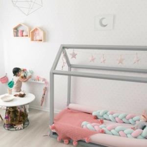 Lit Montessori: ses avantages et l'éveil des sens