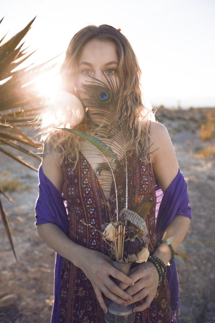 La plus belle tenue champetre chic femme adopter la robe champêtre chic pour femme style bohème cool idée comment s habiller pour ses vacances