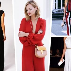 La combinaison pantalon femme chic en 75 visions splendides
