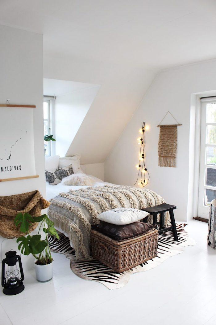 Les meilleures idées déco petite chambre adulte – trouvez les trucs ...