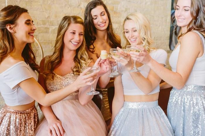 Idées enterrement de vie de jeune fille pas cher activité evjf originale idée comment s habiller pour evjf