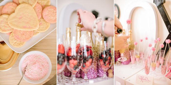 Jeux enterrement de vie de jeune fille activité evjf simple à organiser fête détails déco et snacks adorable idée
