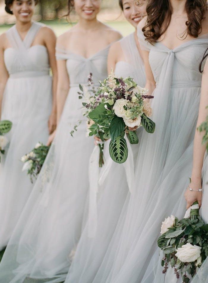 Magnifique tenue pour assister à un mariage idée quelle robe pour assister à un mariage bleu claire robes longues demoiselles d honneur
