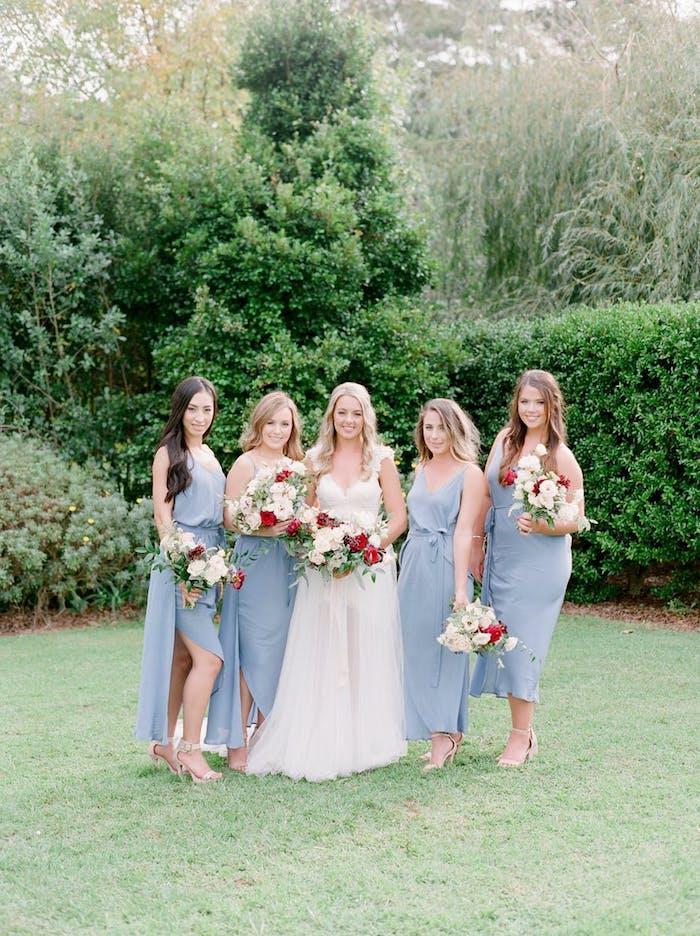 Tenue invitée mariage 2018 fluide robe mignonne au style champêtre chic