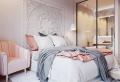 Chambre rose poudré – comment l'aménager? 107 suggestions