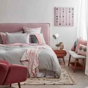 Chambre rose poudré - comment l'aménager? 107 suggestions