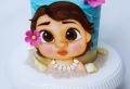 63 designs magnifiques du gâteau Vaiana pour une fête d'anniversaire Disney inoubliable