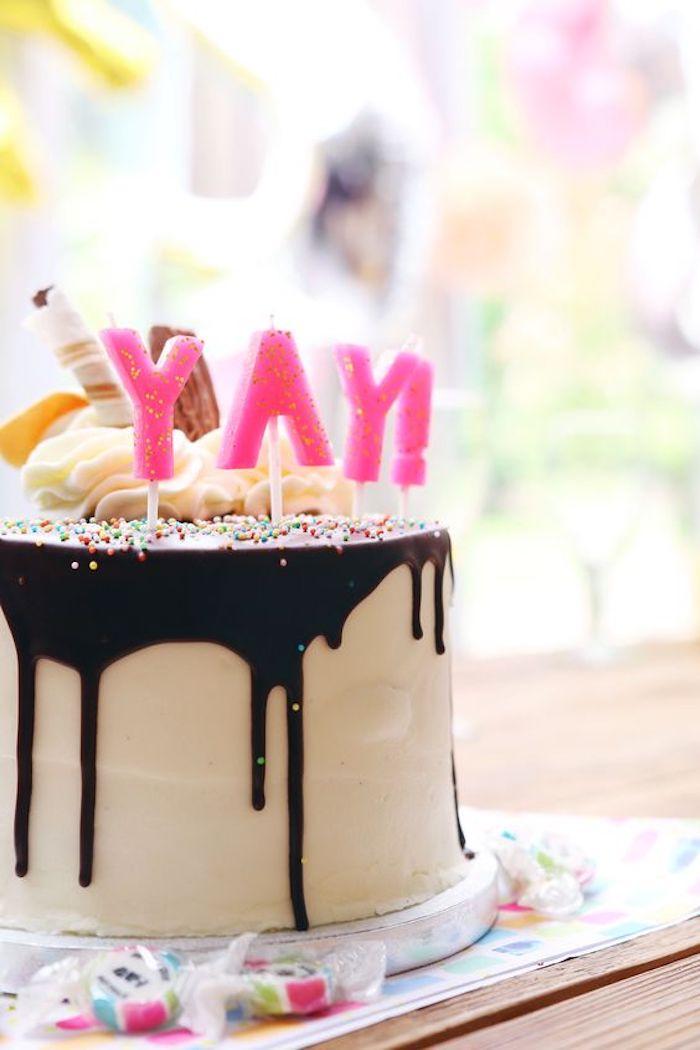 Déco anniversaire à faire soi même decoration de table pour anniversaire faire soi meme des bougies originales formes