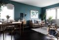 Déco salon bleu pour une ambiance élégante et sereine
