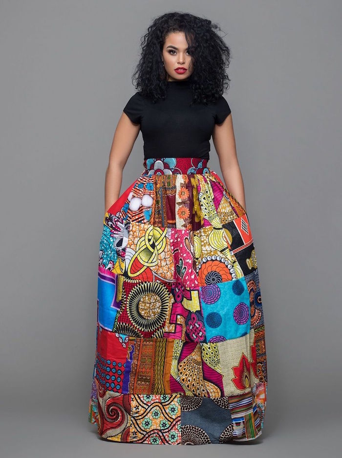 high quality outlet on sale new york ▷ 1001 + idées | Jupe africaine – des rues d'Accra aux ...