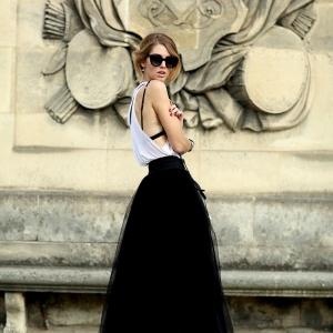 Adoptez la jupe longue d'été - une pièce incontournable de la garde-robe estivale
