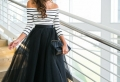 Adoptez la jupe longue d'été – une pièce incontournable de la garde-robe estivale