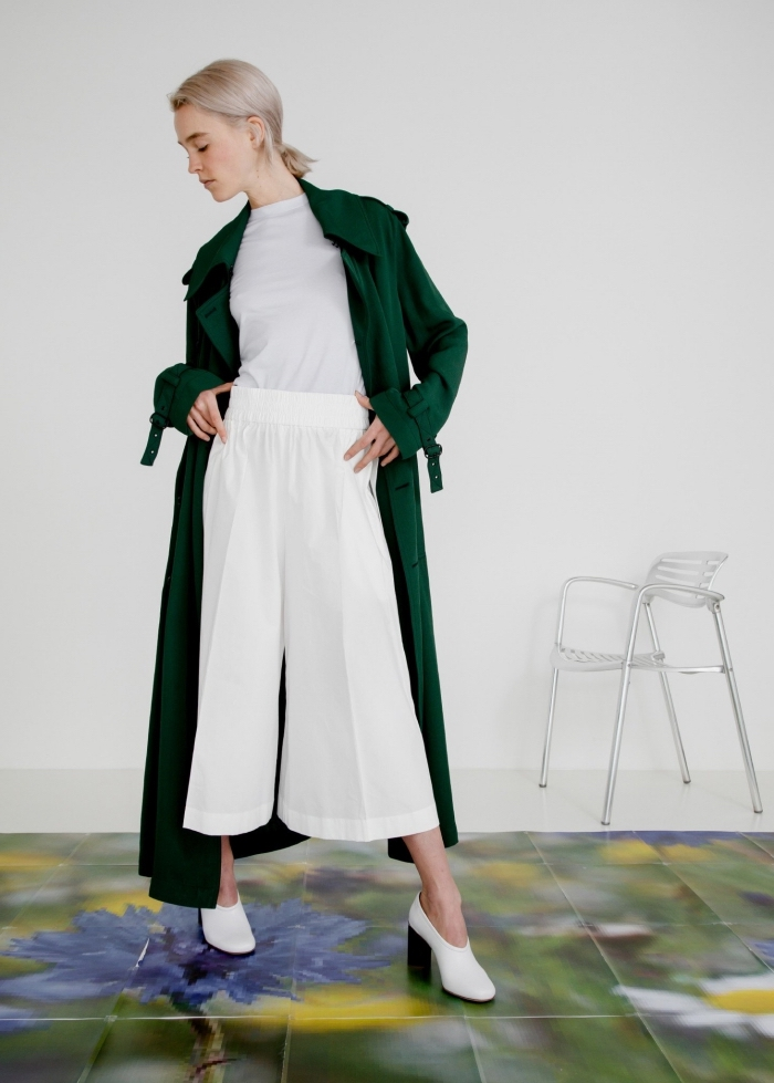 le pantalon fluide taille haute 88 id es comment le. Black Bedroom Furniture Sets. Home Design Ideas