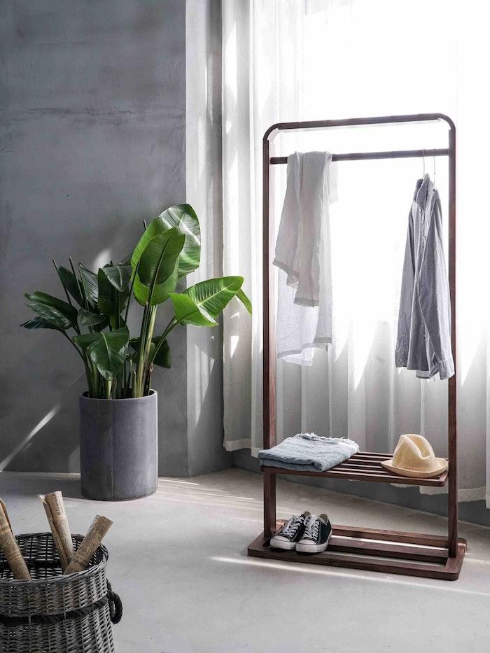 Amenagement petite chambre, aménagement chambre 10m2, belle idée deco, style scandinave minimaliste decoration