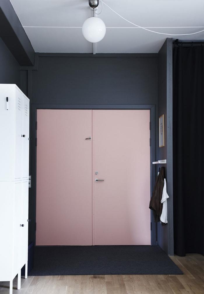 decoration de porte interieur excellent deco peinture porte interieure decoration porte. Black Bedroom Furniture Sets. Home Design Ideas